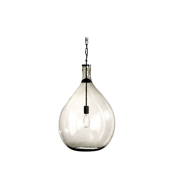 Pottery Barn Clift Oversized Glass Pendants