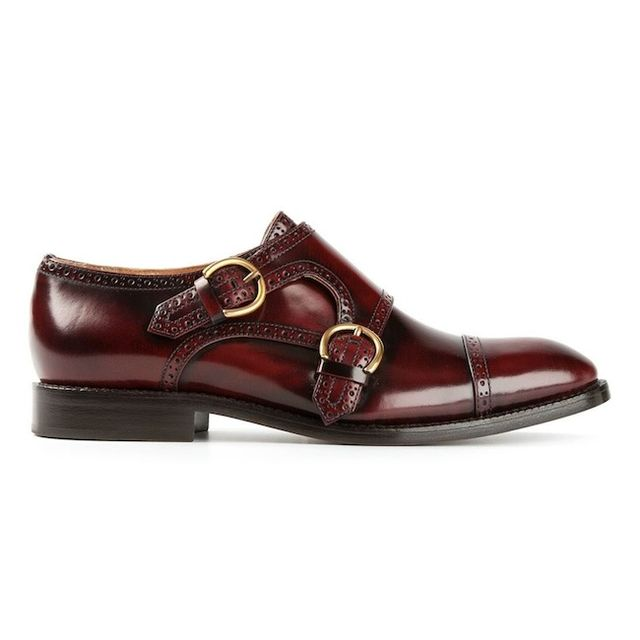 Marc Jacobs Cardovan Monk Shoes