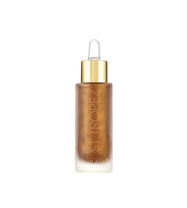 St. Tropez Tanning Essentials Self Tan Luxe Facial Oil