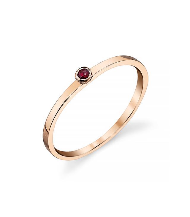 Gabriela Artigas RINGS Ruby on 14K Ring