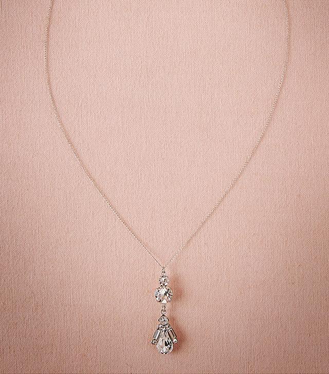 Debra Moreland Moderne Pendant Necklace