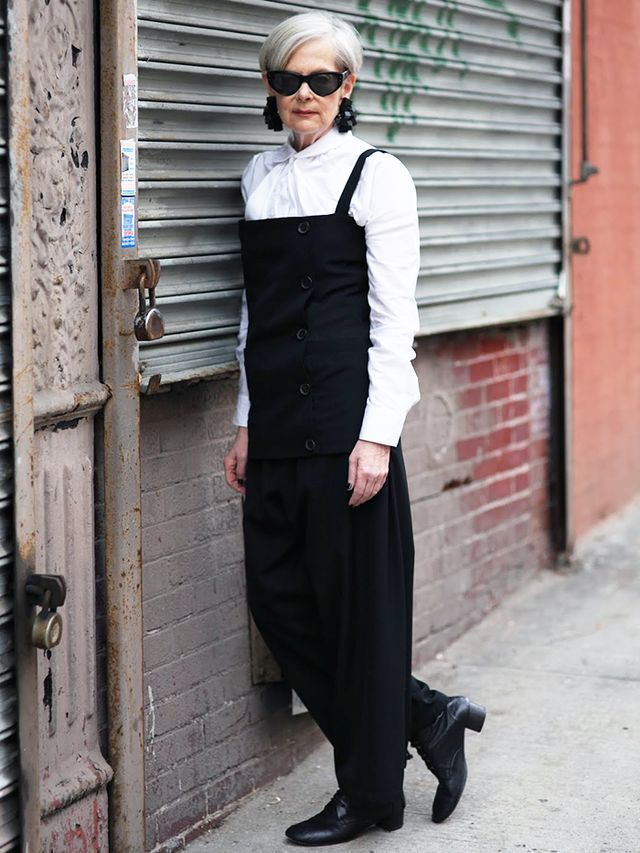 Style Wise The 7 Best Blogs By Older Women Whowhatwear