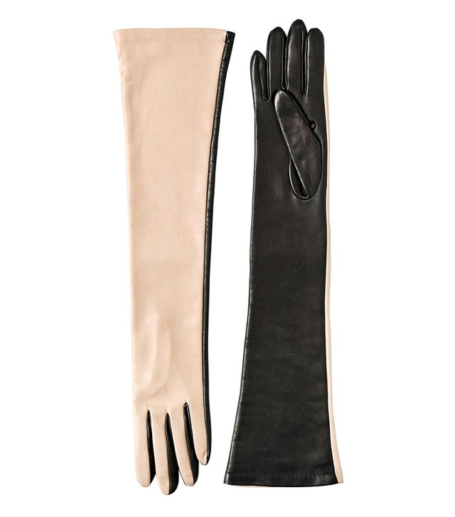 Maurizio Pecoraro Nappa Leather Gloves