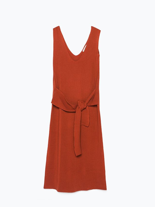 Zara Knot Dress