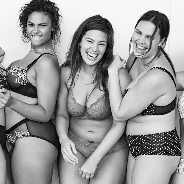 You Have to See Lane Bryant's Stunning New Plus-Size Lingerie Campaign