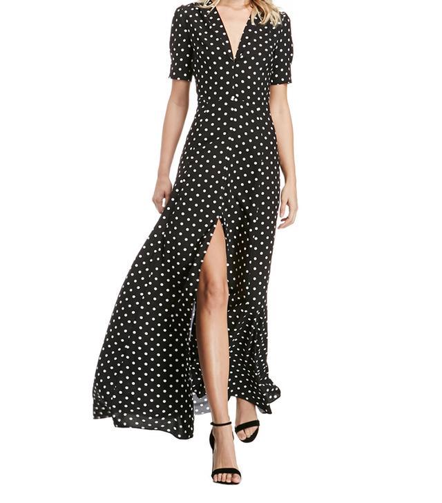 Daily Look Polka-Dot Maxi Dress