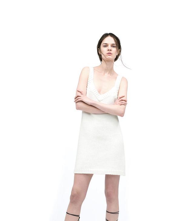 Zara Knitted Sleeveless Dress