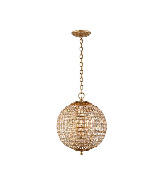 Circa Lighting Renwick Crystal Sphere Pendant
