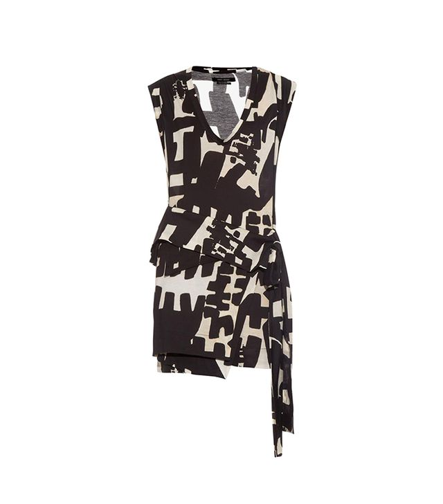 Isabel Marant Feriel Jersey Wrap Dress