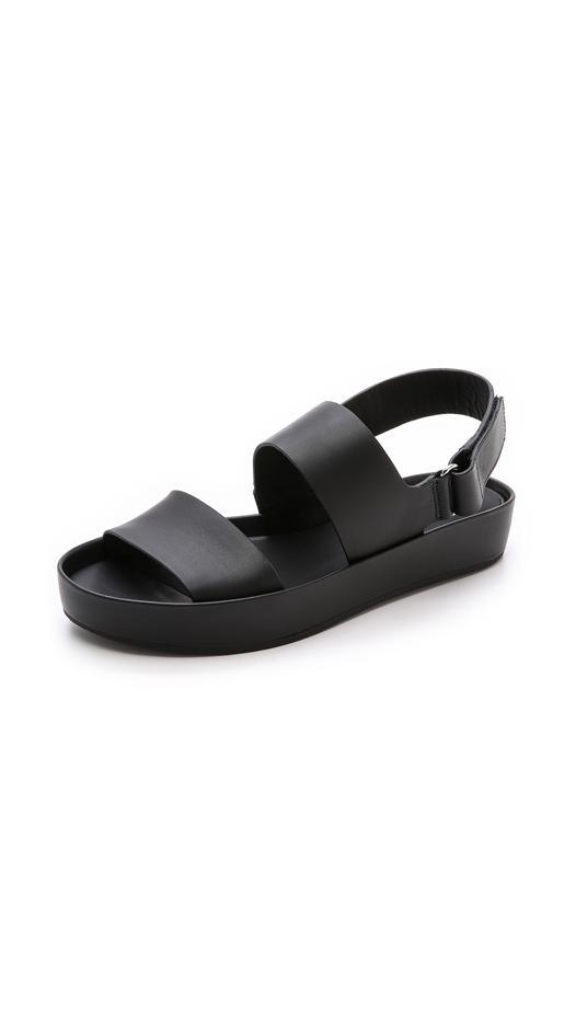 Vince Marret Flatform Sandals