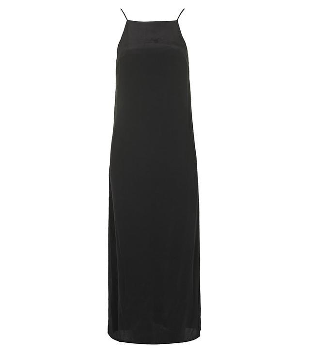 Topshop Square Neck Midi Slip Dress