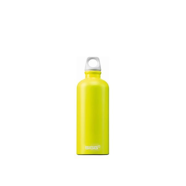 SIGG Neon Punk Funky Yellow Water Bottle