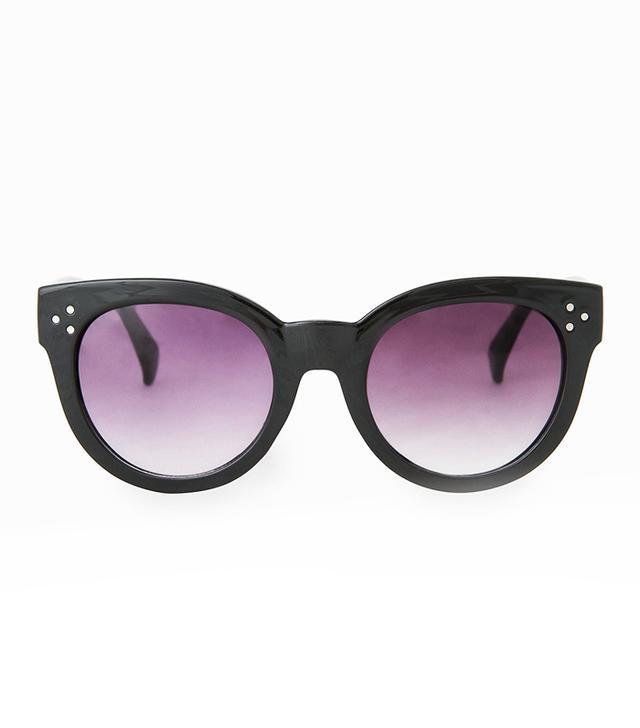 Mango Tortoiseshell Sunglasses