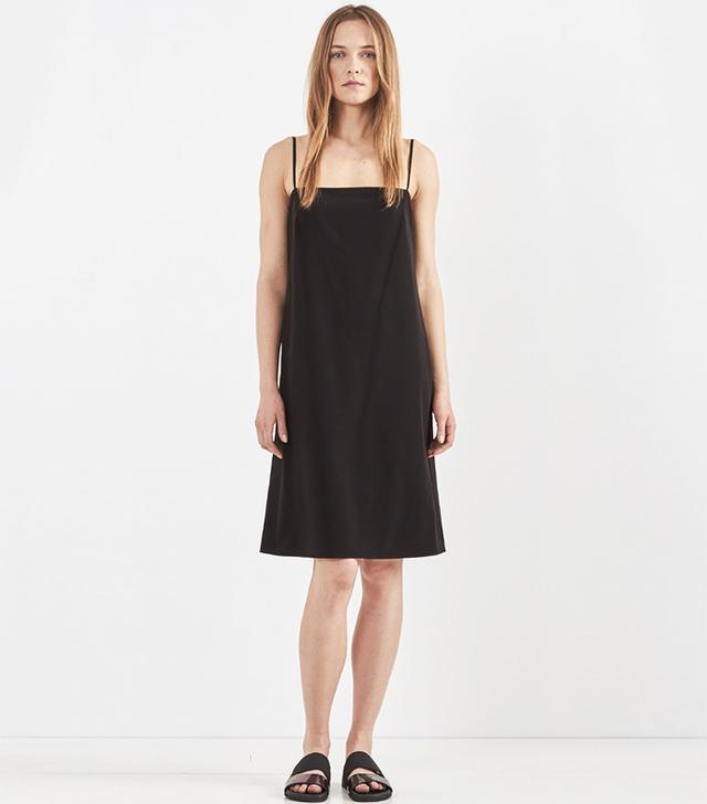 Helmut Lang Straight Across Dress