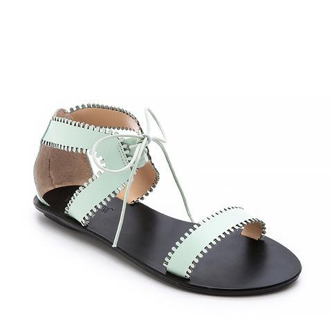 Sofia Scalloped Sandals