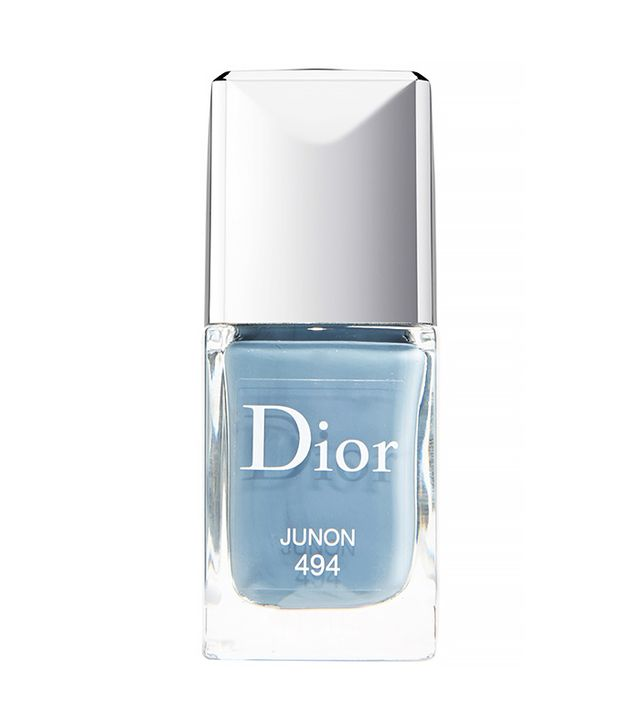 Dior Vernis Gel Shine & Long Wear Nail Lacquer in Junon