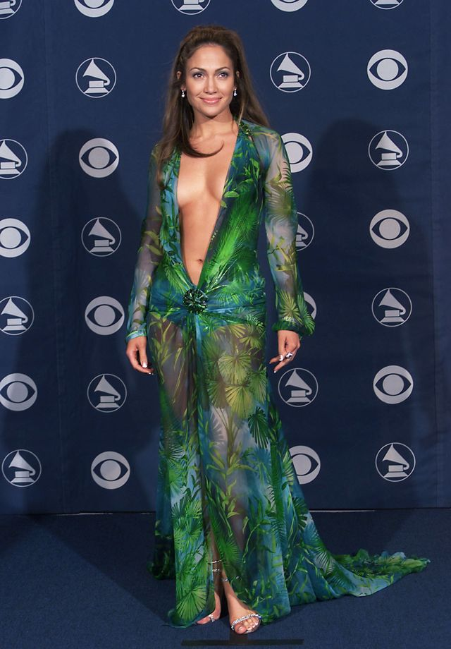 J. Lo's Iconic Versace Dress Inspired the Creation of Google Images
