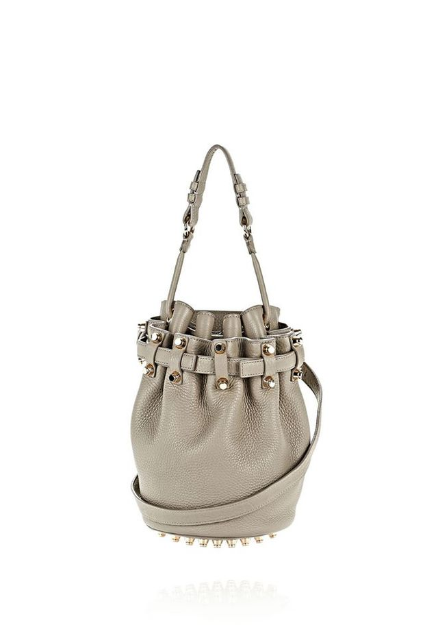 Alexander Wang Small Diego Bag in Oyster