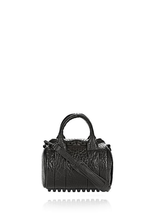 Alexander Wang Mini Black Rockie Bag