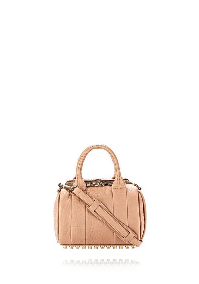 Alexander Wang Mini Blush Rockie Bag