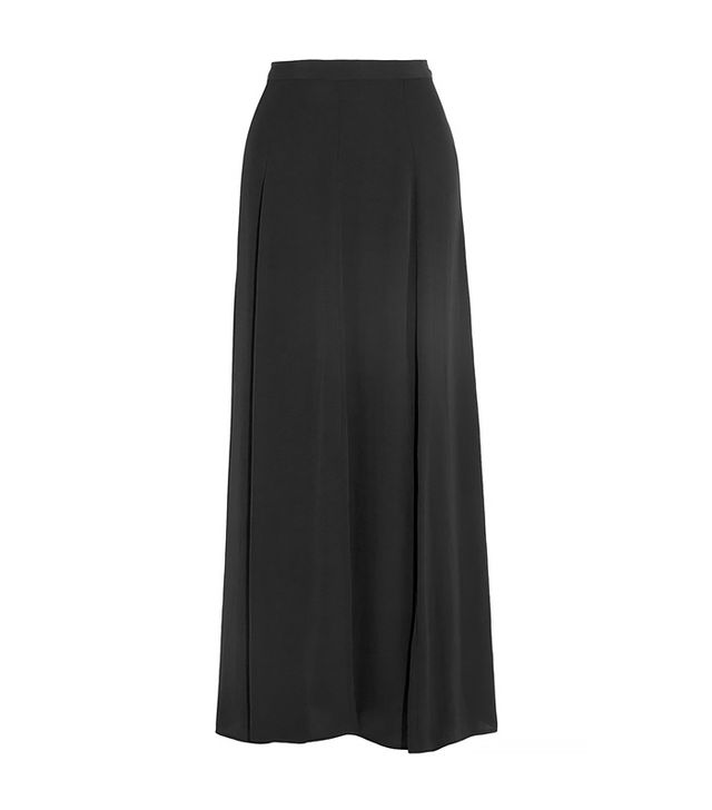 Étoile Isabel Marant Fleming Crepe Maxi Skirt