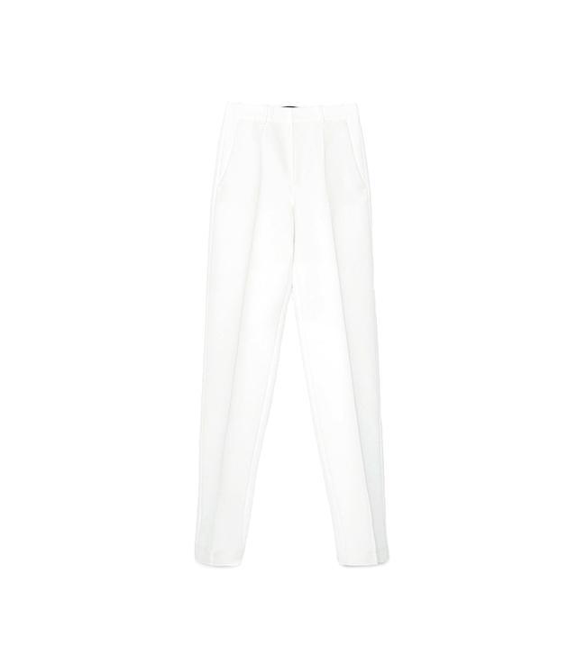 Zara Straight-Leg Trousers