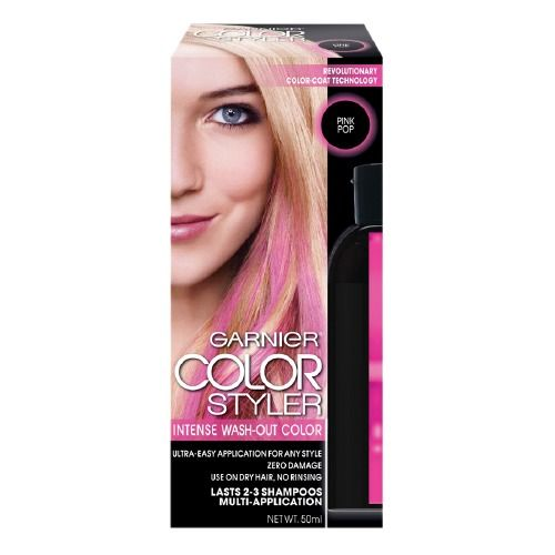 Garnier Colour Styler Intense Wash-Out in Pink Pop