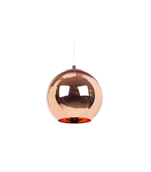 Tom Dixon Copper 25 Shade Pendant
