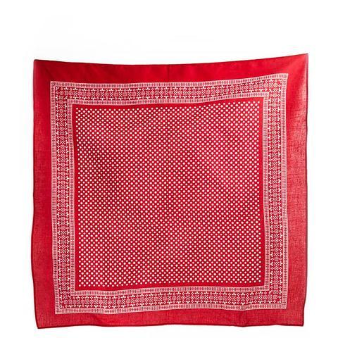 Bandana Dots Print Headscarf Neckerchief