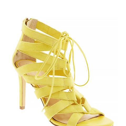 Laney Lace-Up Sandal