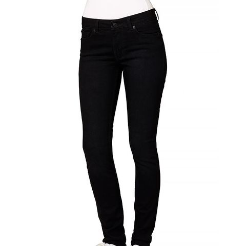 Tuesday Jeans in Black Soot