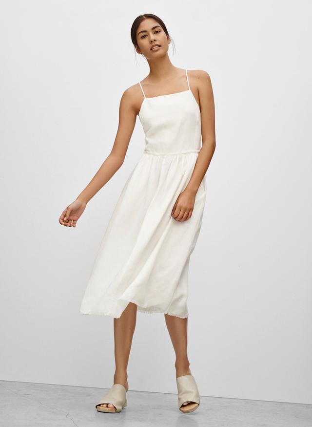 Aritzia Wilfred Hymne Dress