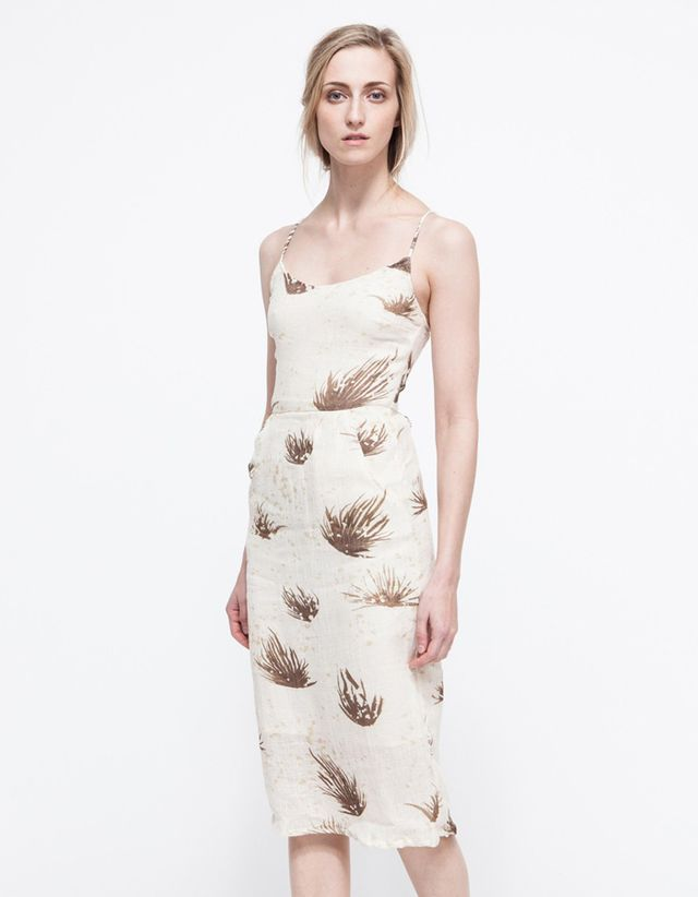 Objects Without Meaning Amber Dress