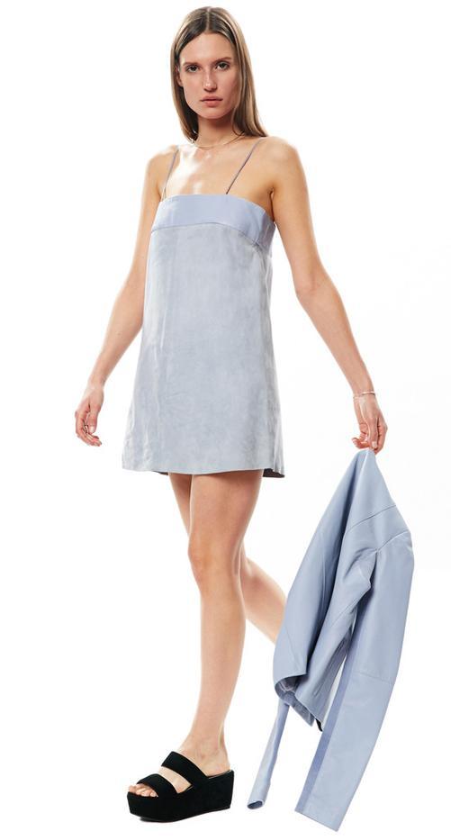 Veda Noon Suede Dress
