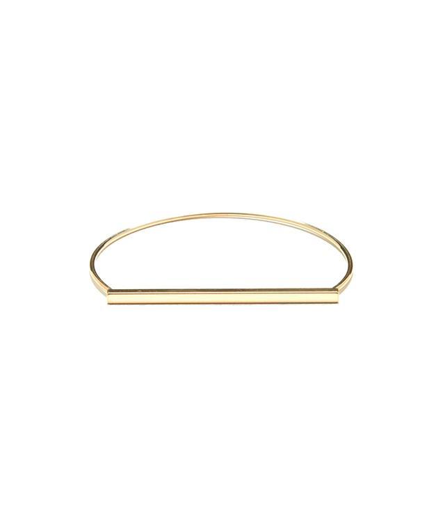 Jewliq Skinny Bar Bangle Bracelet