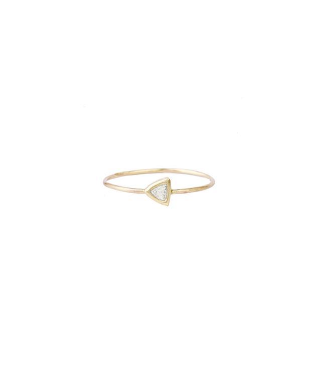 Rosedale Jewelry Trillion Diamond Ring