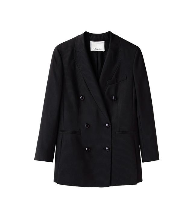 3.1 Phillip Lim Trompe L'oeil Tux Jacket