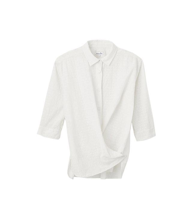 Steven Allen Cross Over Shirt