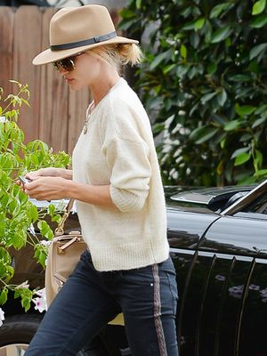 Have to Have It: Rosie Huntington-Whiteley's Embroidered Denim