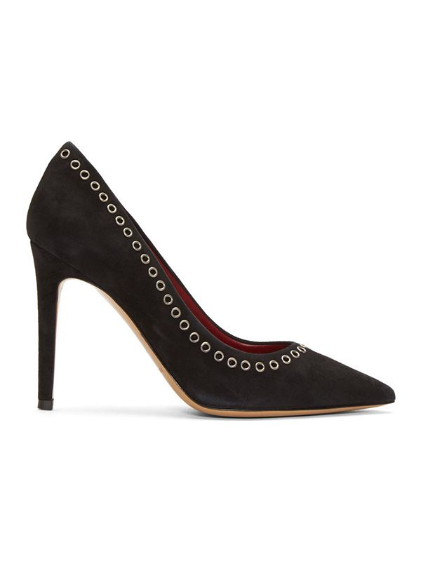 Isabel Marant Laurie Eyelet Pumps