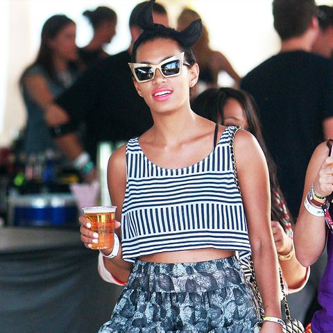 Solange Knowles Coachella Outfits