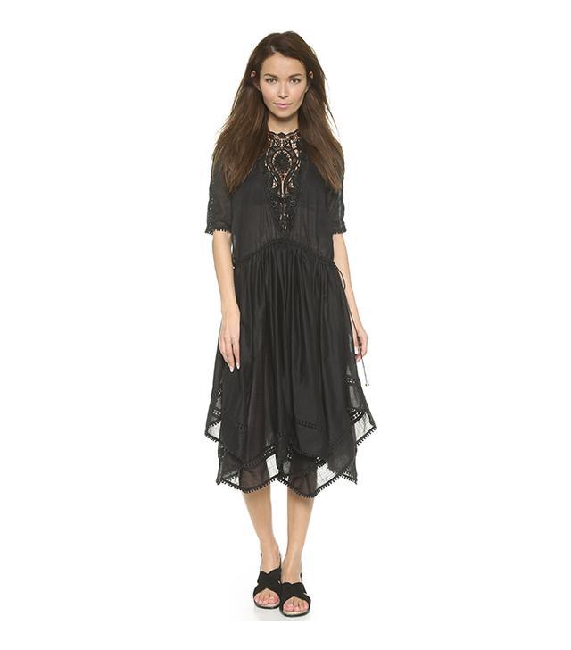 Zimmermann Nightmarch Motif Dress