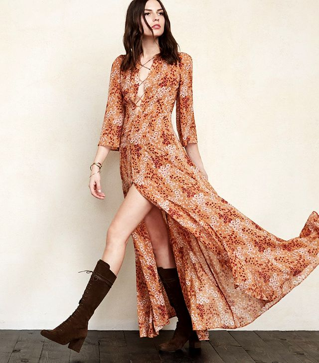 Reformation Leighton Dress