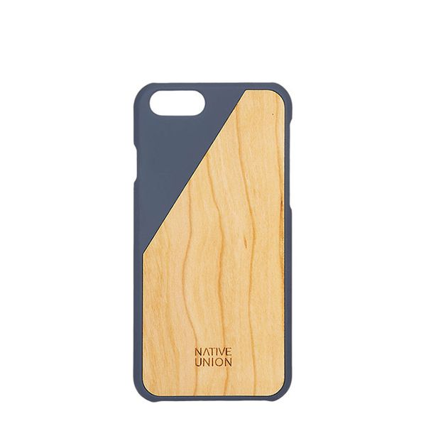 Native Union CLIC Wooden iPhone Case
