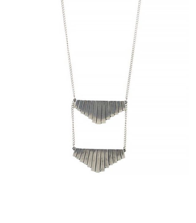 The 2 Bandits Ripple Necklace