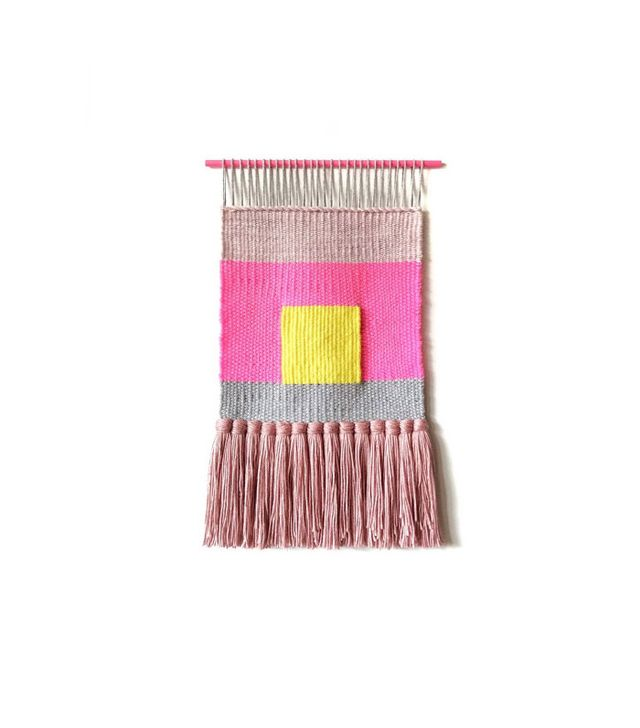 JuJuJust Woven Wall Hanging
