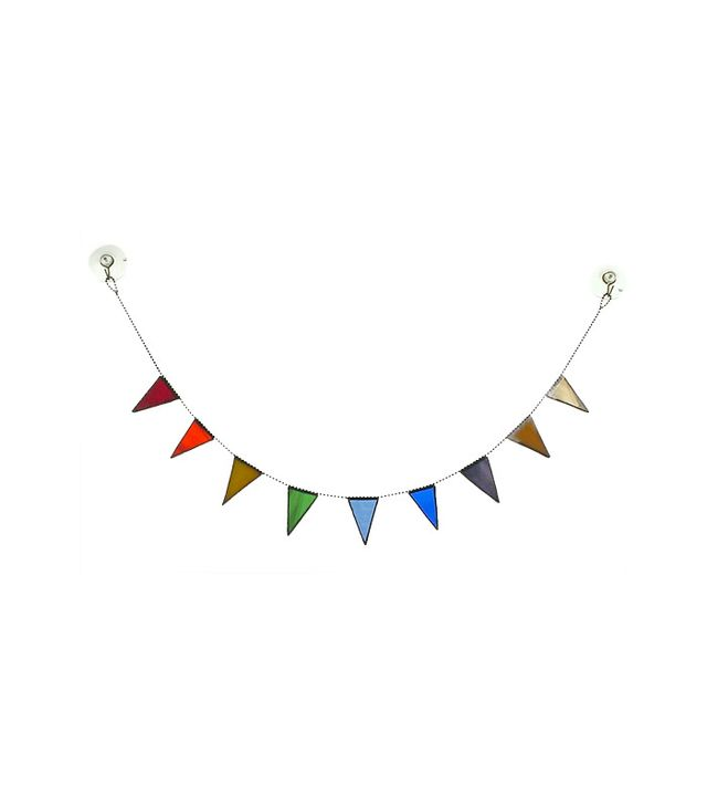Sarah Brueck Williams Stained Glass Bunting