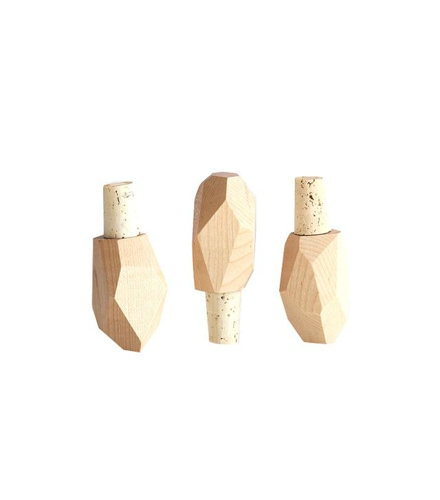Brighton Exchange Geometric Bottle Stoppers