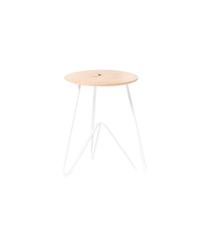 Such and Such Low Ash Wood Stool