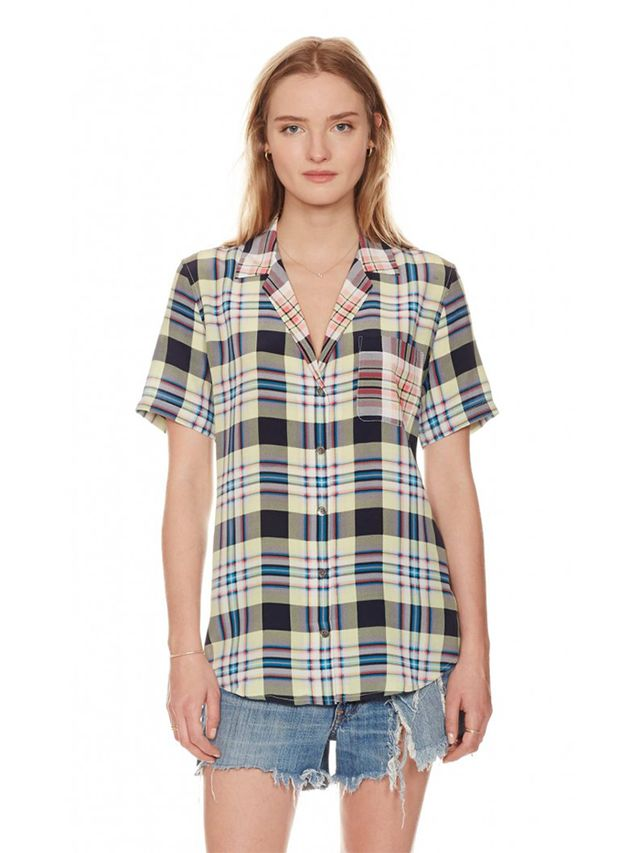 Equipment Short Sleeve Keira Shirt